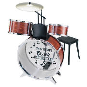 JD4530 4 Piece Drum Set & Stool