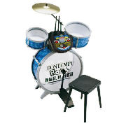 JE5600 4 Pcs Drum Set With Electronice