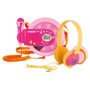 SD9771 iGirl Personal Cd Player