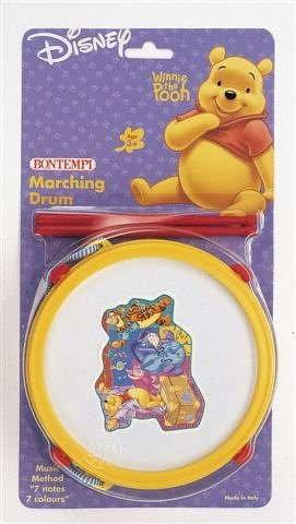 Winnie the Pooh Marching Drum