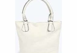 Top Handle Day Bag - white azz09845