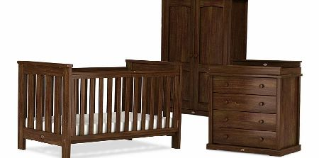 Boori 3 Piece Pioneer Roomset English Oak