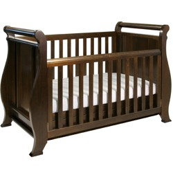 Sleigh 3 in 1 Cot-bed
