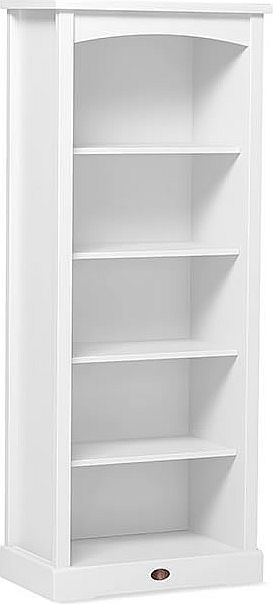 Small Bookcase-White