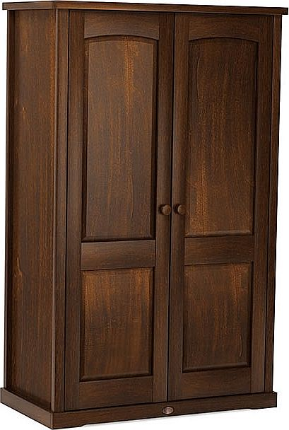 Universal Wardrobe-English Oak