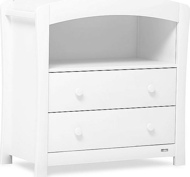 Urbane Sunshine 2 Drawer Chest Changer-White