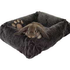 Large Snuggles Bed for Rabbits by Boredom Breaker