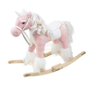 42cm Unicorn Rocking Horse With Lights and Sound