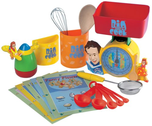 Big Cook Little Cook - Big Cook Kitchen Set