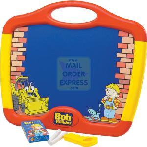 Born To Play Bob The Builder Moulded Chalkboard