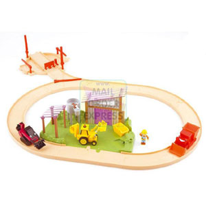 Bob The Builder SnapTrax Workshop Playset