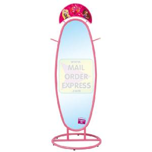 Born To Play Bratz Music Starz Floor Standing Coat Rack With Mirror