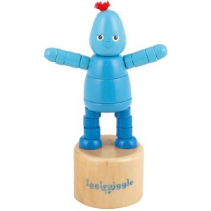 Danjam In The Night Garden Collapsible Igglepiggle Figure