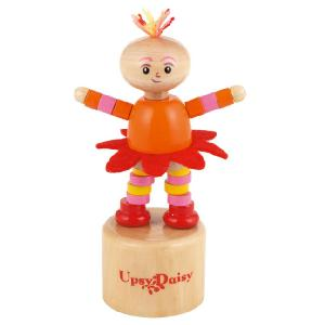 Danjam In The Night Garden Collapsible Upsy Daisy Figure