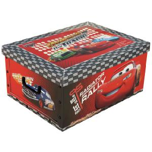 Born To Play Disney Cars Large Card Storage
