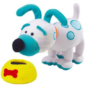 Engie Benjy Jollop and Bowl Soft Toy