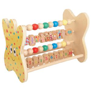 In The Night Garden Learning Frame and Abacus