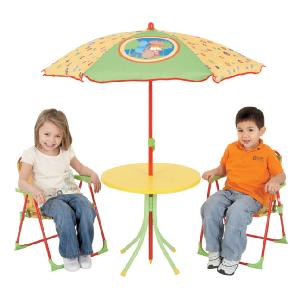 Born To Play In The Night Garden Patio Set
