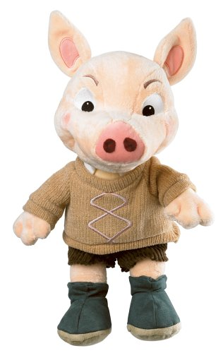 Jakers - Piggly Soft Toy