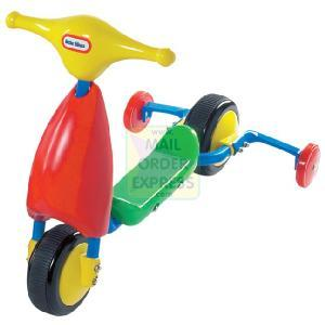 Little Tikes Scooter and Stabilisers