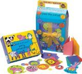 Born To Play Pass the Parcel Bang on the door Animal Set