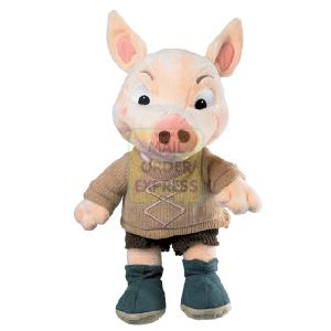 Piggley Soft Toy with Sound