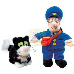 Postman Pat and Jess Twin Beanies Pack