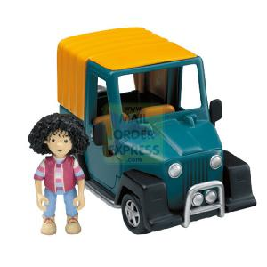 Postman Pat Friction Off Roader With Amy