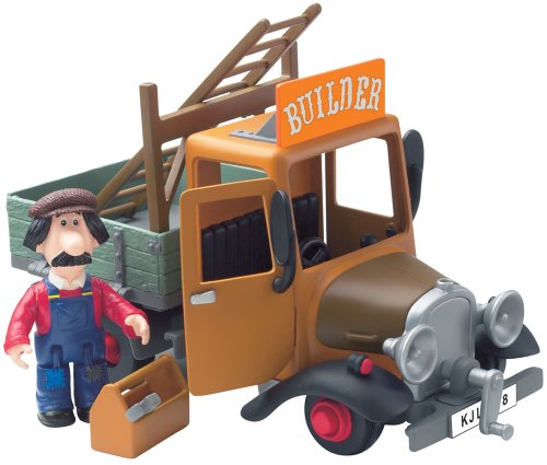 Postman Pat - Friction Truck & Ted