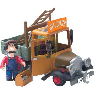 Postman Pat Friction Truck and Ted