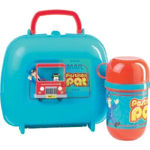 Postman Pat Lunchbox and Flask