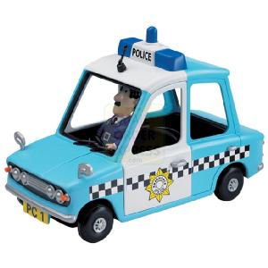 Postman Pat Police Car and PC Selby