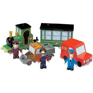 Postman Pat Vehicle and Figures Set