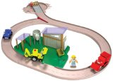 Snap Trax Turntable Playset