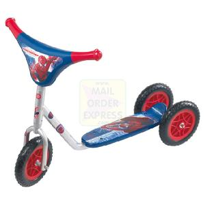 Spiderman 3 3 Wheel Scooter