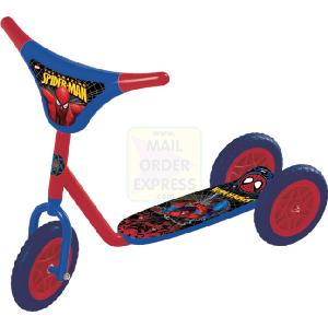 Spiderman 3 Wheel Scooter