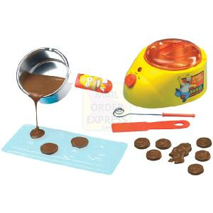 The Simpsons Chocolate Shape Maker