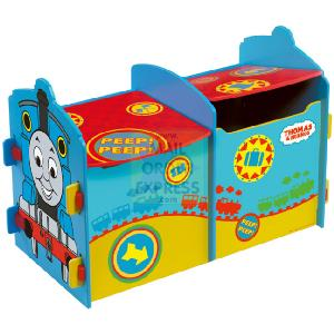 Born To Play Thomas and Friends Toy Box 2 Seats