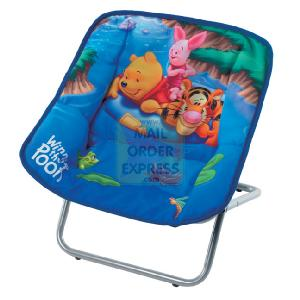 Winnie The Pooh 100 Acre Wood Folding Chair