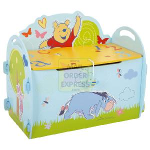 Winnie The Pooh Nature Trail Toy Box