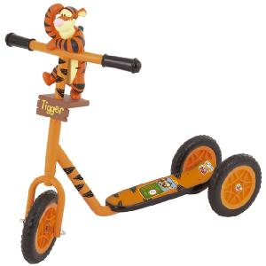Winnie The Pooh Tigger 3 Wheel Scooter