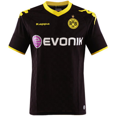 Kappa 2010-11 Borussia Dortmund Kappa Away Football