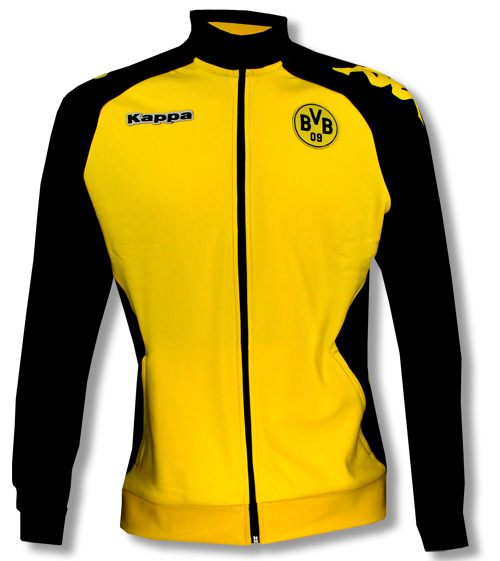 Kappa 2011-12 Borrusia Dortmund Kappa Training Jacket