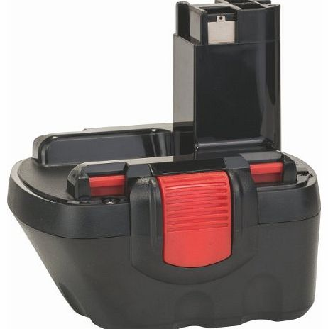 2607335542 12V NiCd O-Battery Pack for Bosch Cordless Drill Drivers
