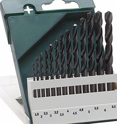 2609255031 HSS-R Metal Drill Bit Set (13 Pieces)