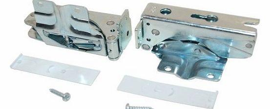 481147 Neff Siemens Refrigeration Door Hinges (1 Pair)