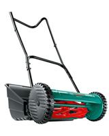 Bosch AHM 38G Eco Lawn Mower - saves fuel cuts