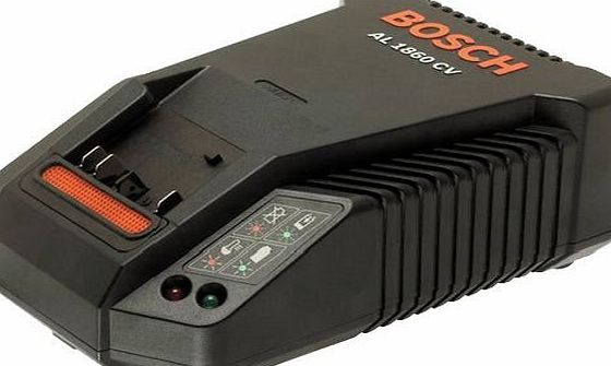 AL1860 CV 14.4 - 18v Quick Battery Charger
