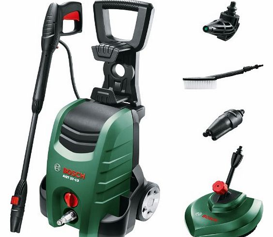 AQT 37-13 PLUS Electric Pressure Washer with Patio Cleaner 130 Bar 1700w 240v