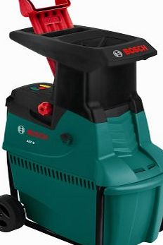 Bosch AXT 25 D Quiet Shredder